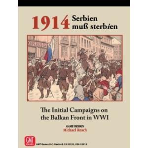 1914, Serbien mus sterbien|chronogame