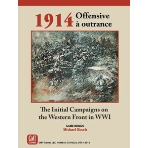 1914, Offensive a Outrance|chronogame