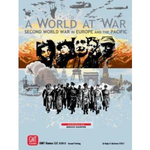 A World at War, 3rd Printing|chronogame