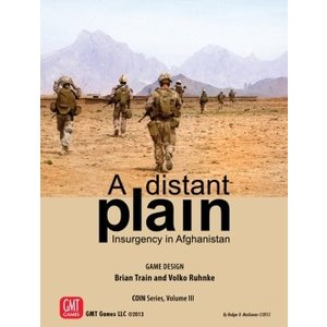 A Distant Plain, 3rd Printing|chronogame