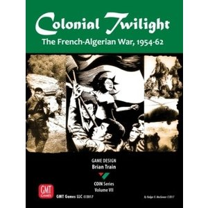 Colonial Twilight: The French-Algerian War, 1954-62|chronogame