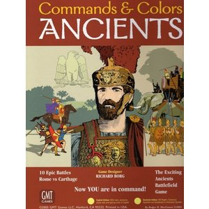 Commands & Colors: Ancients (6th Printing)|chronogame