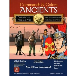 C&C: Ancients Exp. Combo Pack #2 & 3, 2nd Printing|chronogame