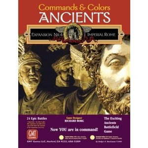 C&C: Ancients Expansion #4: Imperial Rome|chronogame