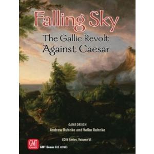 Falling Sky: The Gallic Revolt Against Caesar, 2nd Printing|chronogame