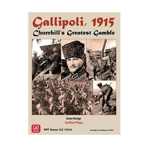 Gallipoli, 1915|chronogame