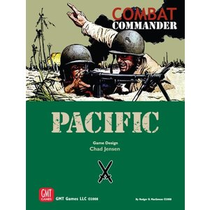 Combat Commander: Pacific, 2nd Printing|chronogame