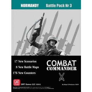 Combat Commander BP #3: Normandy, 2nd Printing|chronogame