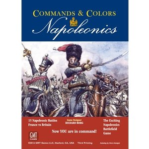 Commands & Colors: Napoleonics, 4th Printing|chronogame