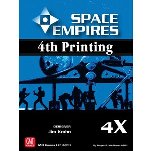 Space Empires, 4th Printing|chronogame