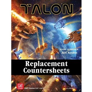Talon Base Game Replacement Counters|chronogame