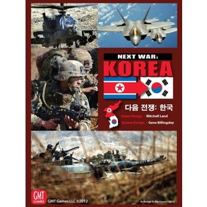 Next War: Korea, 2nd Edition|chronogame