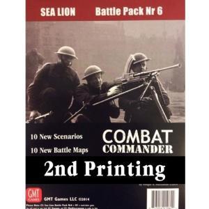 Combat Commander BP #6: Sea Lion, 2nd Printing chronogame