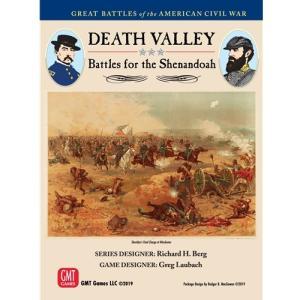 Death Valley: Battles for the Shenandoah|chronogame