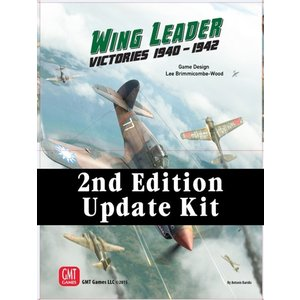 Wing Leader: Victories 1940-1942, 2nd Ed. Update Kit chronogame