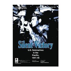 Silent Victory, 2nd Printing chronogame