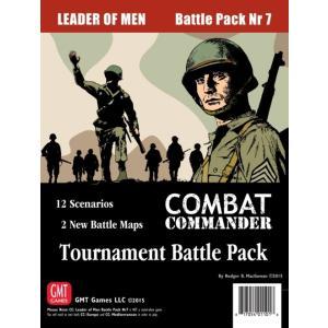 Combat Commander BP #7: Tournament Battle Pack chronogame