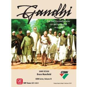 Gandhi: The Decolonization of British India, 1917?1947|chronogame