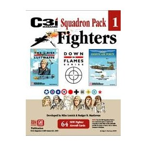 C3i DiF Squadron Pack #1: Fighters chronogame