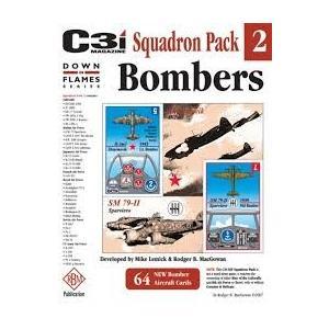 C3i DiF Squadron Pack #2: Bombers chronogame