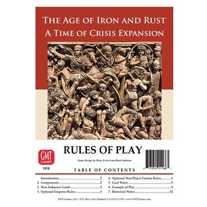 The Age of Iron and Rust: A Time of Crisis Expansion|chronogame