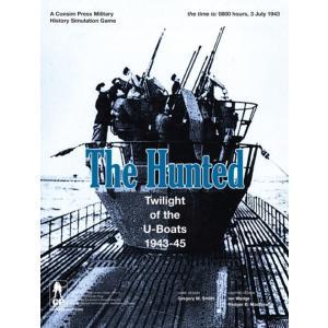 The Hunted: Twilight of the U-Boats, 1943-45 chronogame