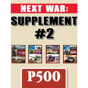 Next War: Supplement #2 chronogame