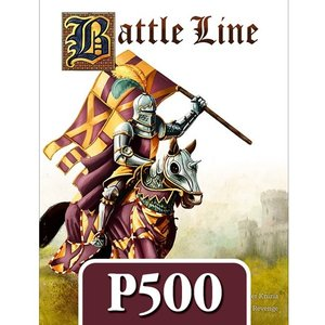 Battle Line, Medieval-Themed Edition|chronogame