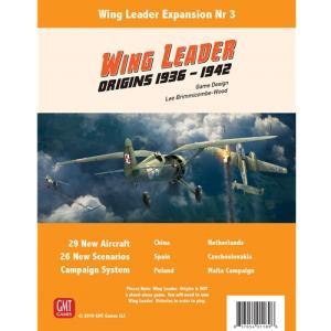 Wing Leader: Origins 1936-42|chronogame