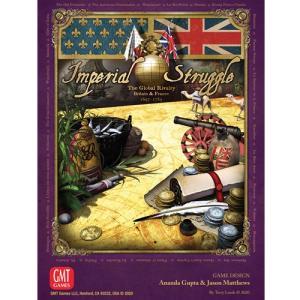 Imperial Struggle, 2nd Printing|chronogame