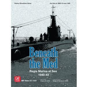 Beneath the Med chronogame