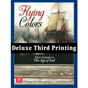Flying Colors, Deluxe 3rd Printing chronogame