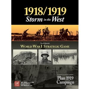 1918/1919: Storm in the West|chronogame