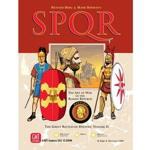 SPQR: Deluxe Edition, 2nd Printing|chronogame