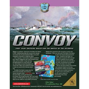 Deadly Waters/Convoy|chronogame