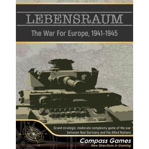 LEBENSRAUM! The War For Europe 1941-19454 chronogame