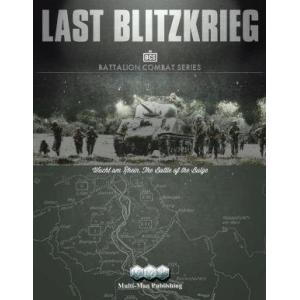 Last Blitzkrieg|chronogame
