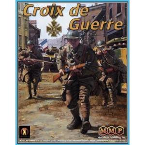 ASL Croix de Guerre Second Edition chronogame