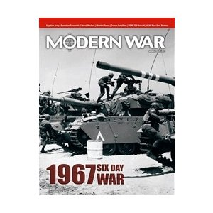 Modern War#4 Six Day War|chronogame
