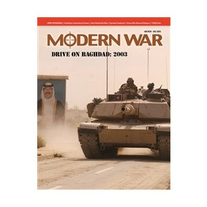 Modern War#20 Race to Baghdad: 2003|chronogame