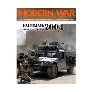 Modern War#23 Fallujah, 2004: Urban Assault in Iraq|chronogame