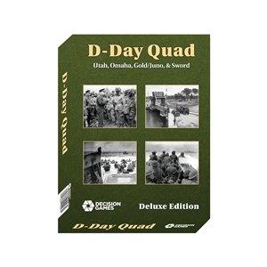 D-Day Quad Deluxe Edition chronogame