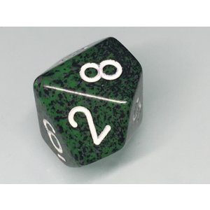 d10 Recon Speckle Dice|chronogame