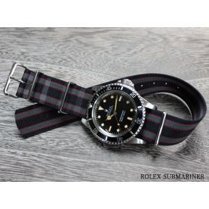 腕時計 ベルト 時計 バンド Phoenix社製 NATO軍G10 正規ストラップ 英国製 JamesBond2010 18mm20mm22mm フェニックス|chronoworldjapan|04