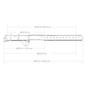 時計 ベルト ショートバージョン NATOタイプ NATO type ナイロンストラップ 18mm20mm22mm(メ)|chronoworldjapan|11