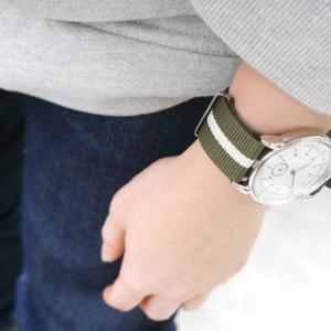 腕時計 ベルト 時計 バンド ショートバージョン NATOタイプ NATO type ナイロンストラップ 18mm20mm22mm(メ)|chronoworldjapan|07