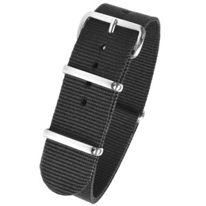 腕時計 ベルト 時計 バンド ショートバージョン NATOタイプ NATO type ナイロンストラップ 18mm20mm22mm(メ)|chronoworldjapan|09