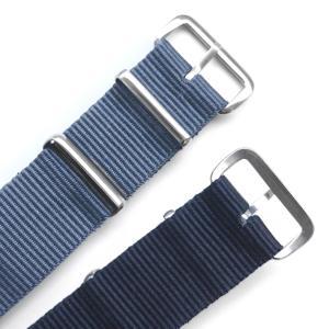 腕時計 ベルト 時計 バンド ショートバージョン NATOタイプ NATO type ナイロンストラップ 18mm20mm22mm(メ)|chronoworldjapan|10