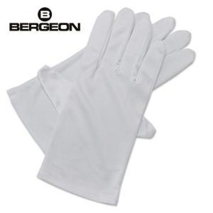 腕時計用品 工具 BERGEON ベルジョン No.7851-B GR マイクロファイバー手袋(メ)|chronoworldjapan