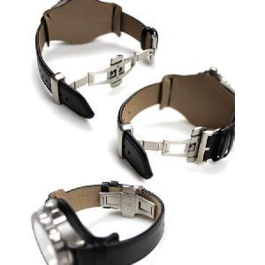 腕時計用 三つ又Dバックル 16・18・20・22mm 時計ベルト 時計バンド 腕時計(メ)|chronoworldjapan|05